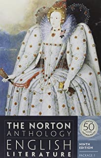 Norton Anthology of English Literature [Ninth Edition] [Vol. Package 1 A, B, C] [W. W. Norton & Company,2012] [Paperback] Ninth (9th) Edition