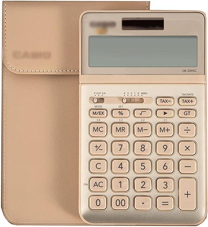 unisex swq Calculator Advanced Scientific Blue New popularity 12-Digit Scre