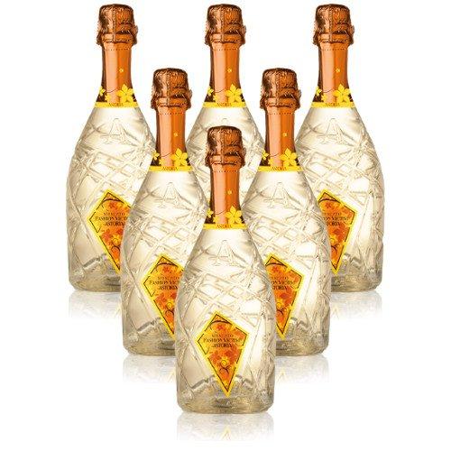 Spumante Moscato Fashion Victim Astoria Italienischer Sekt (6 flaschen 75 cl.)
