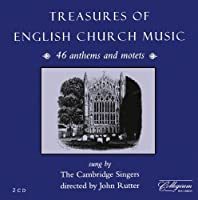 Treasures of English Church Music: 46 Anthems and Motets by Various (1995-12-12)