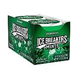 ICE BREAKERS Spearmint Sugar Free Mint Candy, Halloween, 1.5 oz Tin (8 ct)