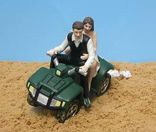 ATV Camo Wedding Cake Topper by Magical Day
