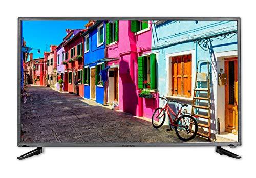 Sceptre E405BD-FR 40' Class - HD, LED TV - 1080p, 60Hz con Reproductor de DVD Integrado (Renewed)