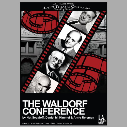 The Waldorf Conference audiobook cover art