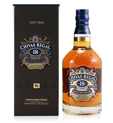 Chivas Regal 18 Years old, 1,0 Liter