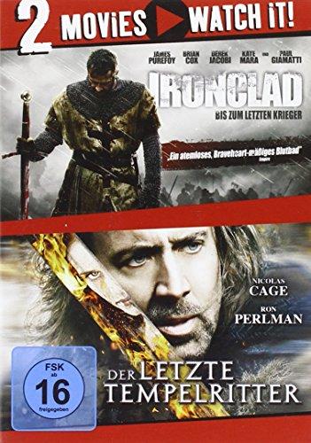 Der Letzte Tempelritter/Ironclad [2 DVDs]