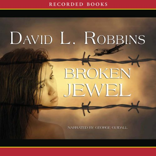 Broken Jewel audiobook cover art