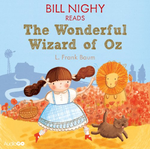 Bill Nighy reads The Wonderful Wizard of Oz (Famous Fiction) Titelbild