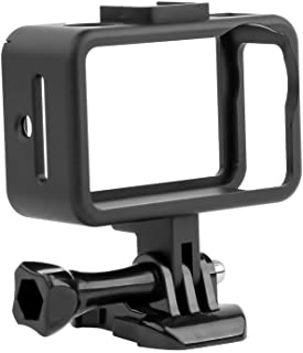 Penivo OSMO Action Housing Case ShellMarco de aleación de Aluminio repuestos para dji Osmo Action Camera Accesorios de Soporte de protección Frame Case