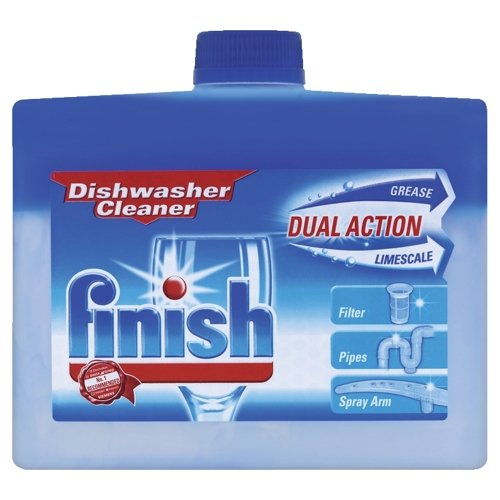 Finish Vaatwasser Cleaner 250ml Ref Y04411 [Pack 2] (Y04411)