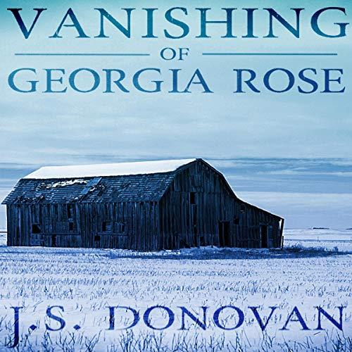 The Vanishing of the Georgia Rose audiobook cover art