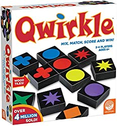 Qwirkle, gift ideas board games