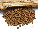 FAMILY FARM AND FEED | Parrilla de barbacoa natural de madera dura ahumada | Roble | Pellets | Bolsa de Pel de 4 libras