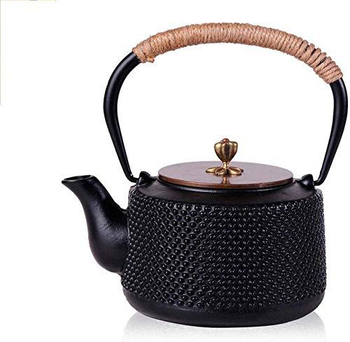 Theepot Chinese Oude IJzeren Pot Handgemaakte Oude IJzeren Pot (Upgrade)