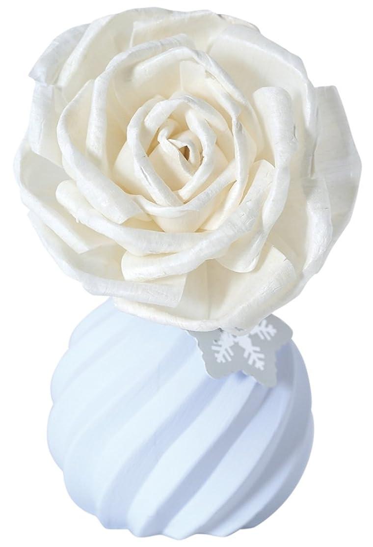 永久サイト例示するノルコーポレーション ルームフレグランス RIKKA 90ml ギフトボックス コットンシュガーの香り OA-RIK-1-1