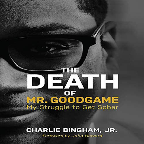 The Death of Mr.GoodGame Audiobook By Charlie Bingham Jr. cover art