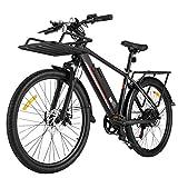 Speedrid 350W Electric Bike Electric Bicycle, 26' Electric Commuting Bike with...