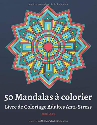 Coloriages mandalas pour adulte