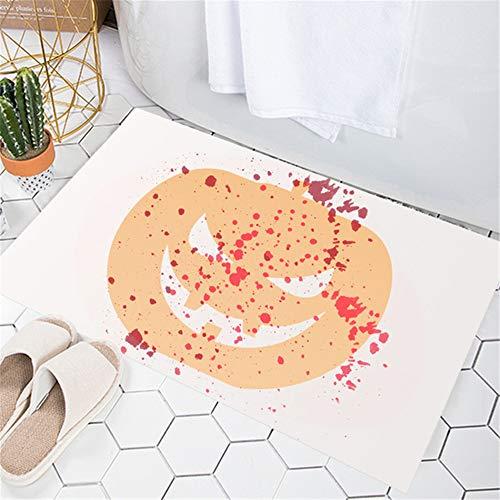 Bathroom Rugs XGSHURUI Bathroom Rug Bathroom mat Water Color Changing Mat Bloody Color Bathroom Mat Bathroom Mats and…