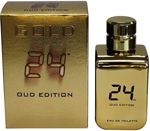 24 gold oud edition de scentstory