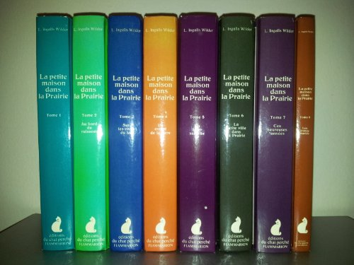 La Petite Maison Dans la Prairie (complet en 8 tomes)