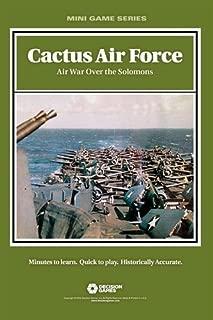 DG: Cactus Air Force, Air War Over the Solomons, Folio Board Game