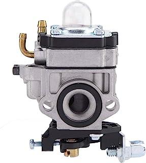 stronerliou Carburador Carb para Repuesto de Cortasetos de Motosierra de Poste de Motor 33CC 36CC