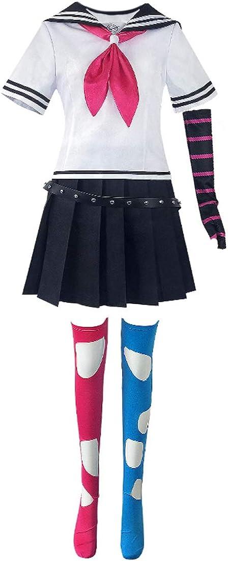 Max 51% OFF Leaffly Anime Seattle Mall Danganronpa Dangan Ronpa Cosplay Mioda Ibuki Costu