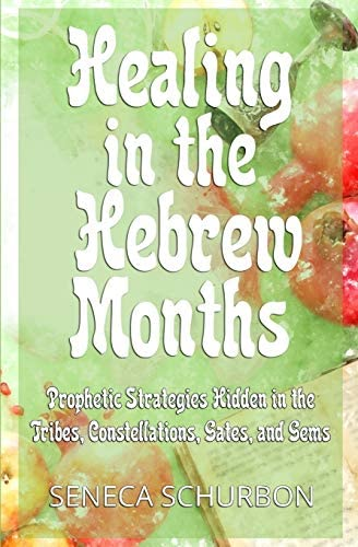 Healing in the Hebrew Months Prophetic Strategies Hidden in the Tribes Constellations Gates product image