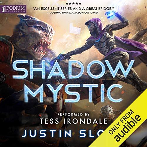 Shadow Mystic cover art