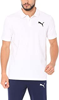 PUMA Men's ESS Pique Polo, (22), Large