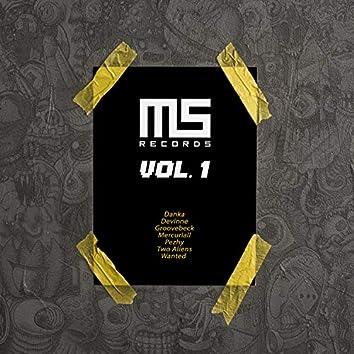 Ms Records Vol. 1