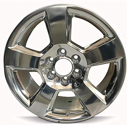 Car Wheel Chevrolet Silverado 1500 (14-16) Chevrolet Suburban 1500 (15-16) Chevrolet Tahoe (15-16) New Aluminum Wheel Rim 20 Inch 6-139.7mm 20x9