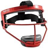 RIP-IT Defense Mask - Softball - Adult - Scarlet