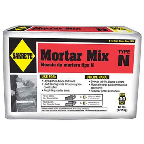 SAKRETE |Mortar Mix Type N | 60 lb