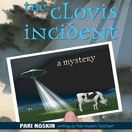 The Clovis Incident audiobook cover art