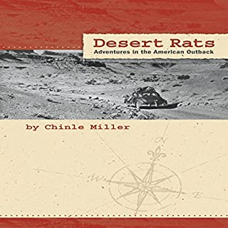 Desert Rats audiobook cover art