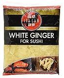 ITA-SAN Sushi Ingwer WEIß / WHITE GINGER FOR SUSHI 1kg Abtropfgewicht