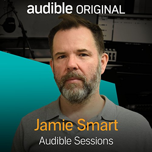 Jamie Smart audiobook cover art