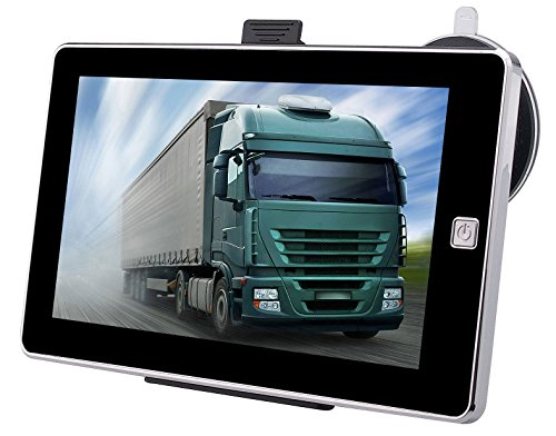 GPS Sat NAV para coche 17,78 cm Alerta de SpeedCam Mapas actualizados de la vida sin icludación. 8 GB interno. Función FM. garantía, Europa 47 países incluyendo Reino Unido