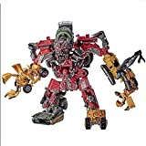 ZHJNBY SS Studio Series 69 Revenge of The Fallen Devastator KO Constructicon Action Figures, Kids Ages 8 and Up, 15.74-inch (Character : Devastator)