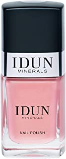 IDUN Minerals - Turmalin Nail Polish - Natural, Mineral, Chip-Resistant, Keratin and Almond Oil Formula - Cruelty Free, 10...