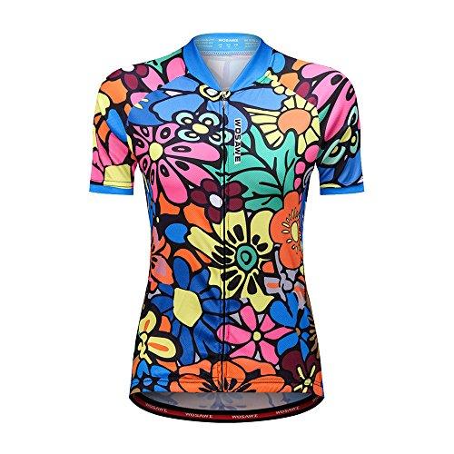 Magliette da ciclismo da donna