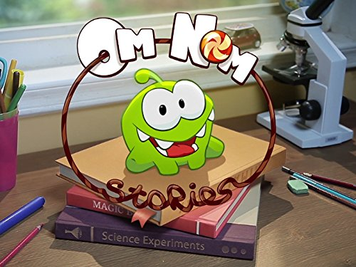 comparateur Vidéo courte: Cut the Rope – Om Nom Stories