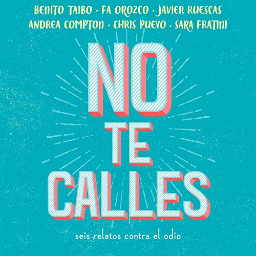 No te calles [Do Not Shut Up] audiobook cover art