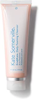 Kate Somerville EradiKate Daily Foaming Cleanser - Acne Face Wash for Visibly Clearer Skin (4 Fl. Oz.)
