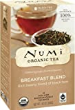 Numi Organic Tea - Tea para el pelo (lote de 3)