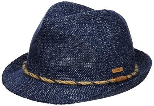 Barts Unisex Baby Jinotega Hat Mütze, Blau (Denim 38), 51/53 (Herstellergröße: 53-55)