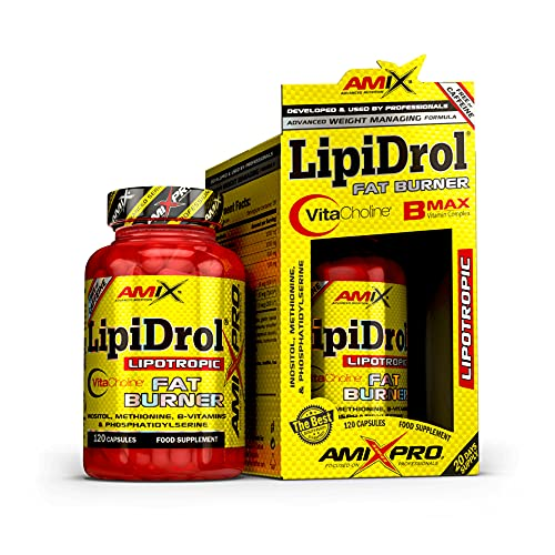 Amix - Lipidrol Fat Burner - Suplemento...