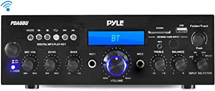 Amazon com: $50 to $100 - Receivers & Amplifiers / Home